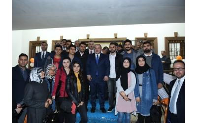 Sanayi ve Teknoloji Bakanı VARANK ve GEDER Üyeleri bir araya geldi