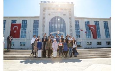 BATTALGAZİ'Yİ DÜNYA'YA TANITTIK