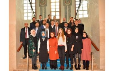 22 Ekim - Vali BARUŞ'a Ziyaret
