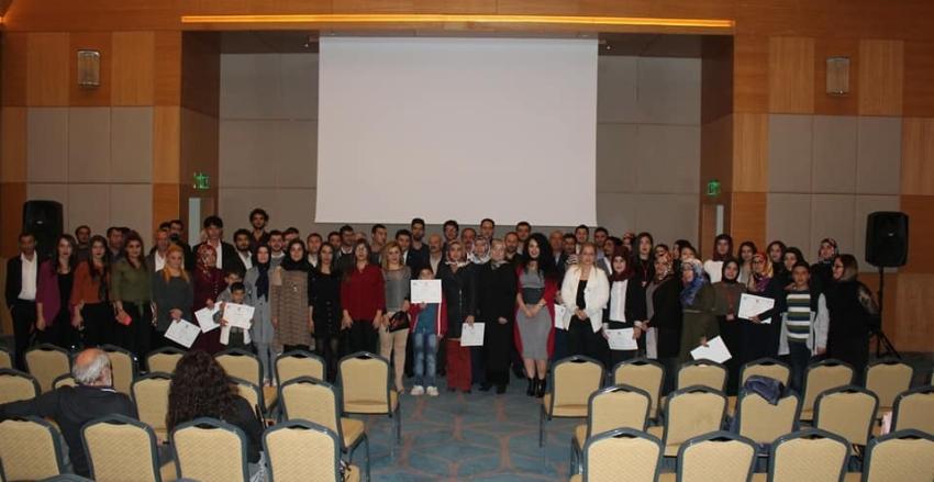 Çalışma ve İş Kurumu Malatya İl Müdürlüğü ve KOSGEB Malatya Müdürlüğü ile Girişimcilik Kursu Eğitimi verildi.