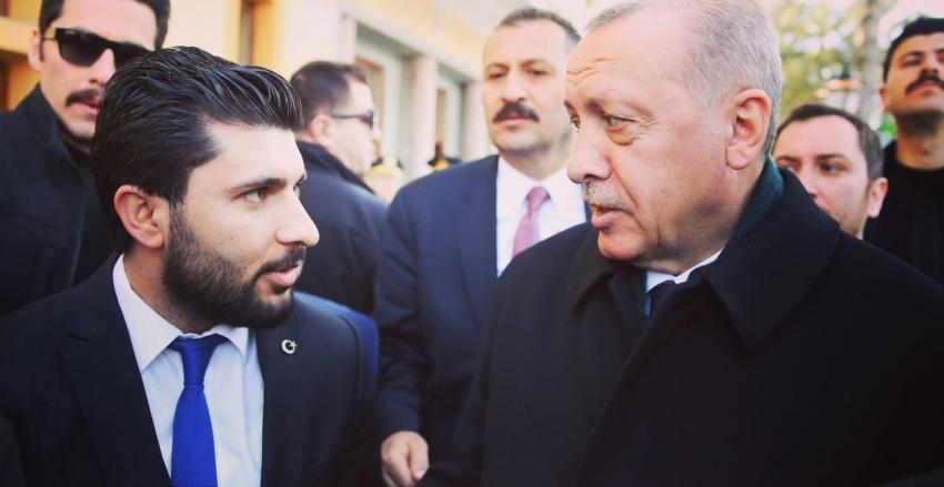 Cumhurbaşkanımız R.Tayyip ERDOĞAN 'a projeler sunuldu