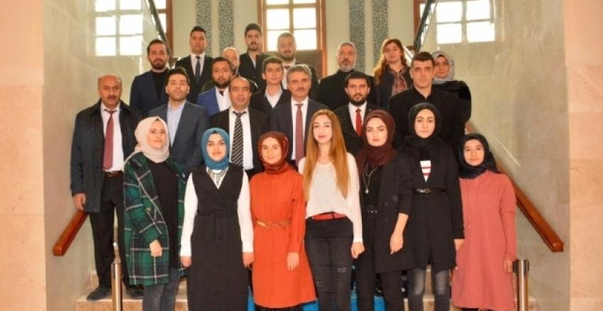 Malatya Valisi Aydın BARUŞ'a ziyaret