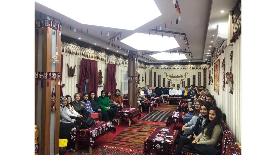 Genç Adım Topluluğu Yönetim Kurulu Toplantısı düzenlendi